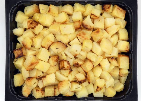 patate a cubetti catering1